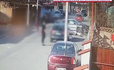 Explicația groaznicului accident în care au murit două fete, în Andronache: șoferița ar fi confundat frâna cu accelerația