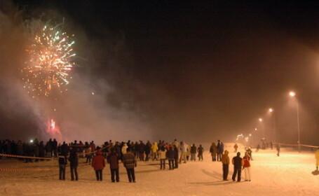 Revelion pe partii