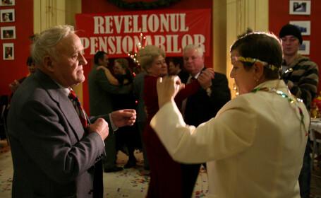 Revelionul pensionarilor
