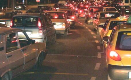 Un nou fenomen: mersul pe contrasens ca solutie la traficul aglomerat!