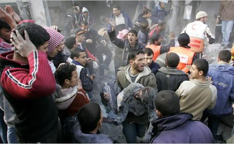 Palestinieni ucisi