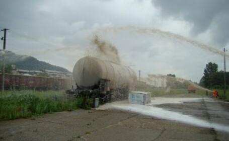 Pericol de explozie joi noapte intr-o benzinarie din Sibiu!