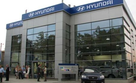 Fabrica Hyundai