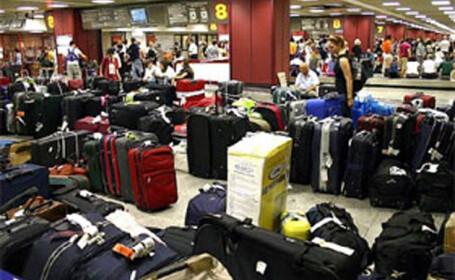 Pasagerii au ajuns la destinatie, bagajele nu!