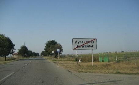 Doi romani raniti intr-un accident produs in Bulgaria din cauza poleiului!