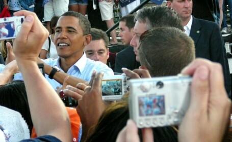 Obama in multime