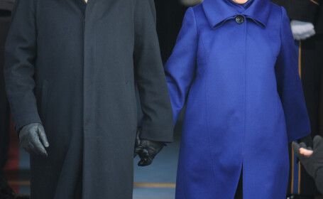 Hillary si Bill Clinton