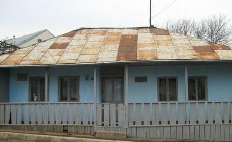 Casa lui Ion Creanga, din Falticeni, e de vanzare!