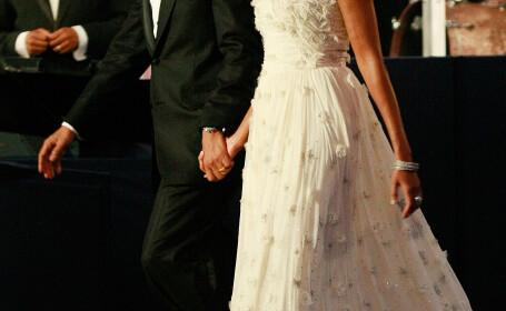 Michelle Obama la bal