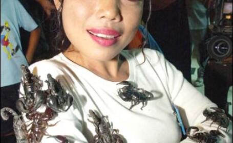 regina scorpionilor