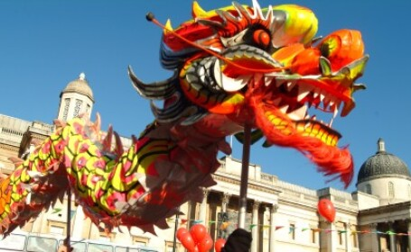 Afla cum sarbatoresc chinezii Anul Nou