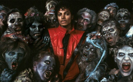 Michael in Thriller