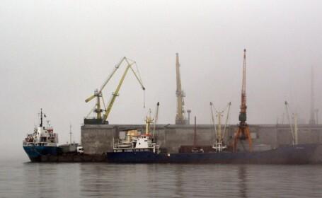 22 de marinari rusi si ucrainieni, lasati sa moara de foame in Portul Midia