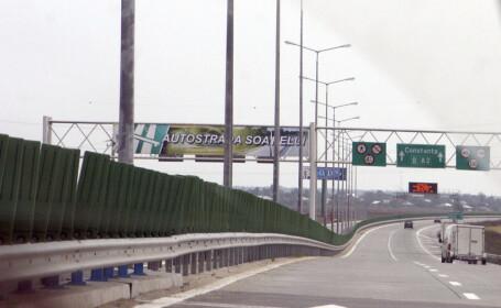 Tragedie uriasa evitata pe Autostrada Soarelui
