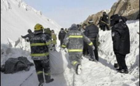 Peste 1400 de pasageri ai unui tren din China, captivi printre nameti!