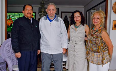 Fidel Castro si apropiatii sai