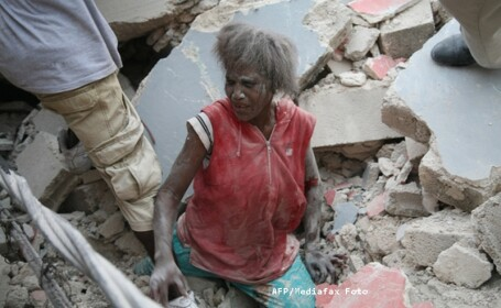 Noi replici seismice au fost resimtite la Port-au-Prince