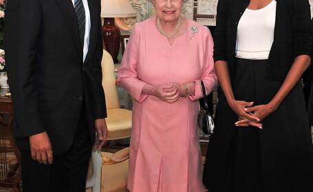 Longeviva, nu gluma! Noua presedinti SUA nu fac cat Regina Elisabeta a II-a
