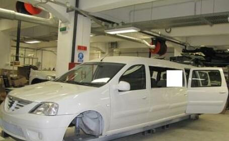 Dacia limuzina