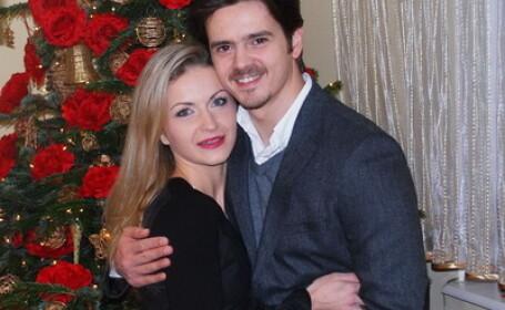 Mihai Petre si-a petrecut vacanta de iarna in Polonia!