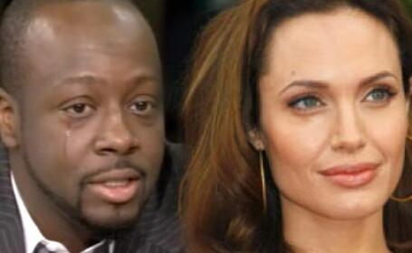 Angelina Jolie, Wyclef Jean