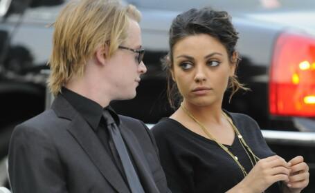 Mila Kunis si Macaulay Culkin