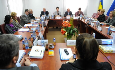 Traian Basescu la CSM