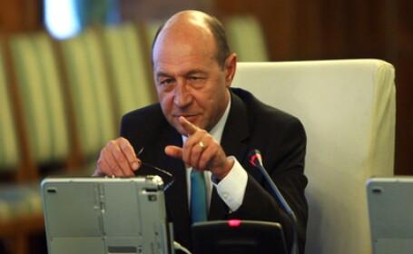 De ce vrea Traian Basescu doar 8 judete in Romania