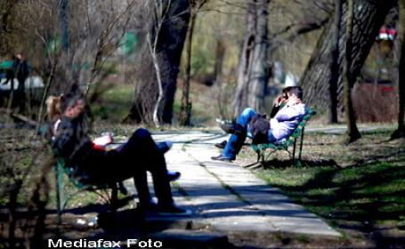 parc, vreme buna