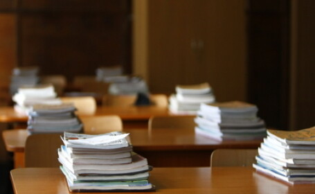 Evaluare nationala 2011. Elevii din preuniversitar sunt testati, dar fara note