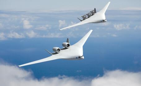 FOTO. Vezi cum arata avioanele cu care vom zbura in 2025. Proiecte NASA