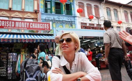 Dana Rogoz, vacanta in ritmul Asiei: Malaezia si Singapore