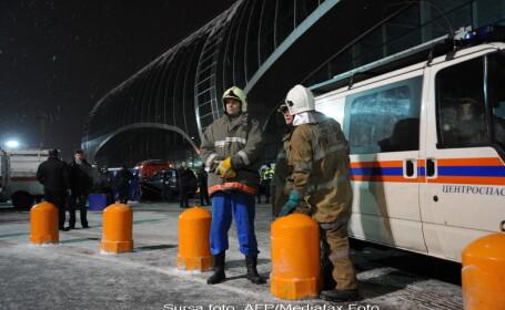Panica la Moscova. Amenintari telefonice cu bomba