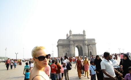 Iulia Vantur se declara indragostita de India