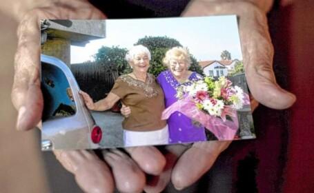Povestea impresionanta a femeii care si-a intalnit dupa 77 de ani fiica nascuta in urma unui viol
