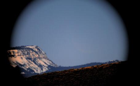 Gaseste Luna plina din fotografia NASA. Nici macar fotograful nu a vazut-o