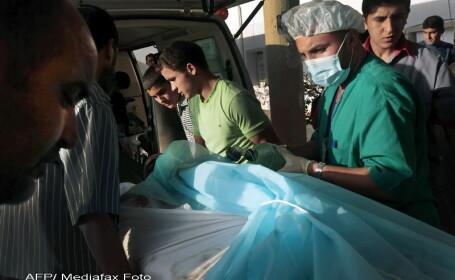 Libia si-a trimis ranitii in Romania. 37 de persoane internate in spitalele din Bucuresti