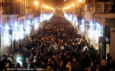 Italia shopping