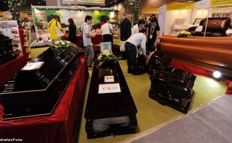 Pompe funebre in Hong Kong