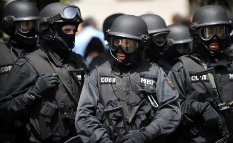 Trupe anti-tero din Bulgaria