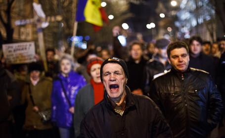 protest Arafat Cotroceni
