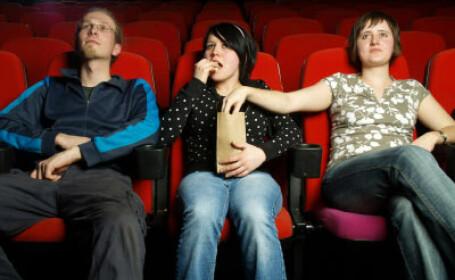 popcorn, cinema
