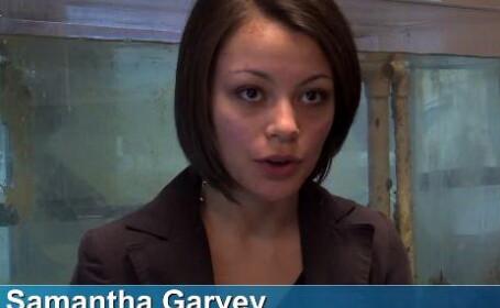 Samantha Garvey