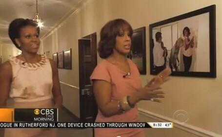 Video incredibil. Scene pentru adulti la Casa Alba, la doi pasi de Michelle Obama