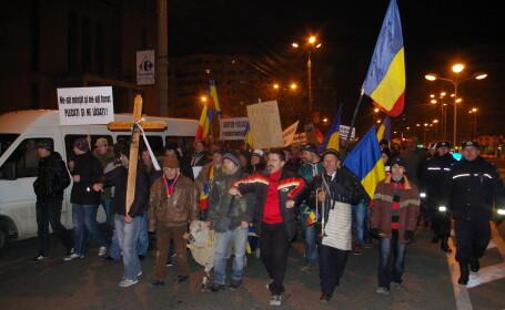 Proteste in Romania