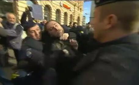 Proteste in Croatia