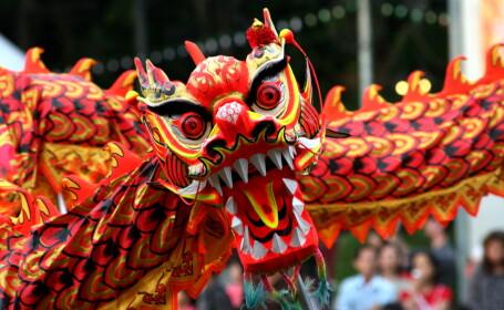 Anul Dragonului, zodiac chinezesc