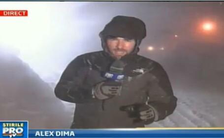 Alex Dima, de la Sindrilita: DN2 a fost deblocat pe sensul de mers spre Bucuresti
