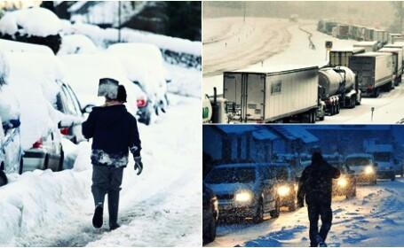 iarna, zapada, deszapezire