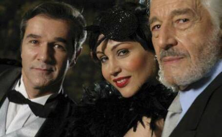 film Orient Express, Sergiu Nicolaescu